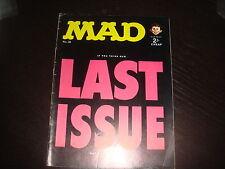 MAD MAGAZINE #38  British UK Edition   GD