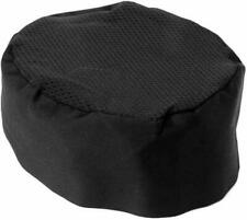Home Kitchen Features Soft Breathable Mesh Top Adjustable Chefs Hat (Black) New!