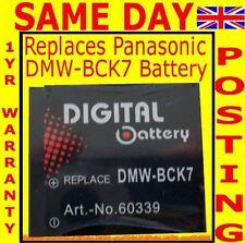 Unbranded/Generic No Camera Batteries for Panasonic LUMIX
