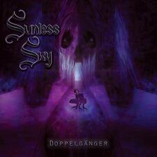 SUNLESS SKY - Doppelgänger (NEW*KILLER US POWER METAL*DARK ARENA*ATTACKER)