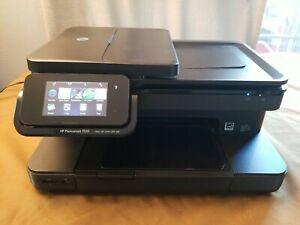 HP Photosmart 7520 All-In-One Inkjet Printer