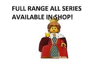 Lego minifigures queen series 15 (71011) unopened new factory sealed