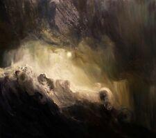 """  Sea  "",  90cm x 80cm, Justyna Kopania"