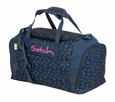 satch Sportbeutel Sporttasche Sportrucksack Tasche Berry Carry Blau Neu