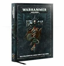 WARHAMMER 40000 40k Manuale Base Regolamento Libro Dark Imperium NUOVO ITALIANO