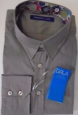 NWT George Roth of Los Angeles, Olive, Soft Cotton Blend w/Stretch Sz XXL (1011)