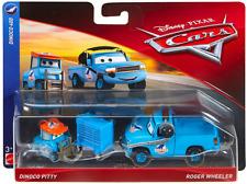 Dinoco Pitty and Roger Wheeler Dinoco 400 Cars 3 Diecast 1:55 Scale
