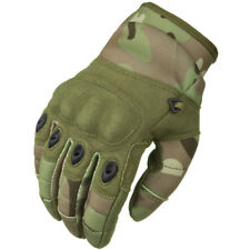 Viper Elite Gloves Tactical Guard Military Knuckles Mens Patrol Army Gear V-Cam
