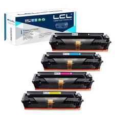 4x 202X CF500A CF500X Set Toner for HP Color LaserJet Pro M254dw M281dw NON-OEM