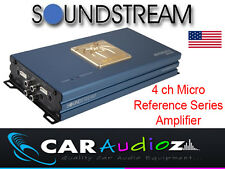 SOUNDSTREAM rfm600.4d 4c. CLASSE D AMPLIFICATORE DIGITALE