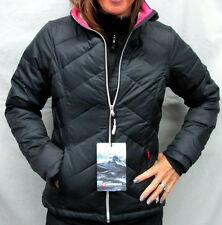 $400 Gerbing Womens Black Puffer Electric Battery Heated Jacket Ladies Coat XS