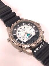 Armbanduhr Adidas Chronograph Basckin Rarität Vintage 1994 Sammlerstück
