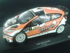 Minichamps Ford Fiesta RS WRC 2012 1:18 #2 van Loon / Schotalbers (MCC)
