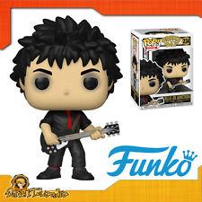 Funko Pop! Vinyl Figure di Billie Joe Armstrong dei Green Day da Rocks 234 Nuovo
