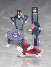Cartoon Tom and Jerry Figuers Doll Toy Gifts PVC 5pc / set