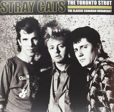Stray Cats ‎– The Toronto Strut (The Classic Canadian Broadcast)   sealed 2Lp