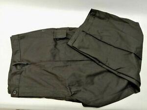 Ex Prison Service NEW Cargo Trousers Black Opgear Security Uniform Patrol Duty