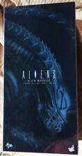Aliens Alien Warrior EMPTY BOX Sideshow MMS 354 Hot Toys MMS354