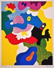 Otmar Alt - o. T. - farbiger Siebdruck - 1970 - 121/200