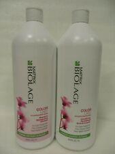 Biolage Colorlast Shampoo and Conditioner Liter Duo 33.8 Oz