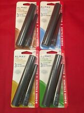 Almay Intense i-Color Volumizing Mascara w/Bonus Liquid Eyeliner *YOU CHOOSE*