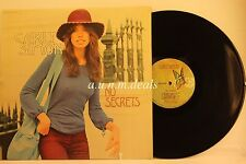 "Carly Simon - No Secrets - 1972 Elektra Records   LP 12"" (VG)"