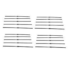 Nylon Line Cutting/Shredding Cords For Flymo Garden vac Garden Vacs Pack Of 20