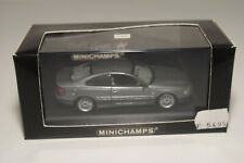 A2 1:43 MINICHAMPS VOLVO C70 COUPE 1998 METALLIC GREY MIB