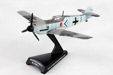 Daron Postage Stamp Messerschmitt Bf-109 Black 1 Adolf Galland Ps5336-5 1/100
