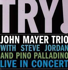 John Mayer, John Mayer Trio - Try: Live in Concert [New Vinyl] 180 Gram
