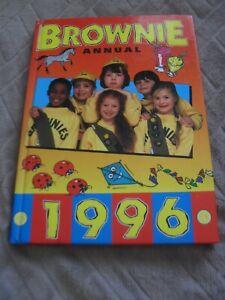 Brownie Annual 1996