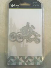 Disney Princesses Fairytale Carriage Metal Die By Character World DUS0639 NEW