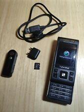 Sony Ericsson C905 + Accessoires