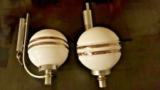 PAIR SCONCES 50s SERGIO MAZZA DESIGN