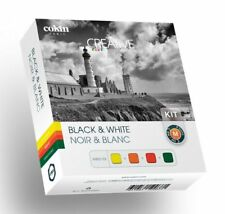 Cokin P Series B&W filter kit H400-03-Yellow, Orange, Red & Green New & Boxed