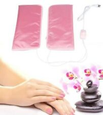 Mitts For Paraffin Manicure Waxing Skin Mate Beauty SPA Treatment Heat Mittens