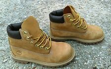 Timberland boots boy's shoe size 11c