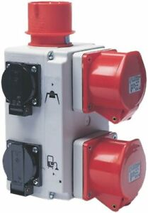 METABO AUTOMATIC SWITCH-ON DEVICE ALV 10 (0913014634) RELAY three phase