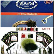 Wapsi Fly Tying Kit BRAND NEW Tie your own Flies