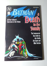 BATMAN #428 A DEATH IN THE FAMILY 1988 DC Comics  All Four Issues in 1 VF/NM 9.0