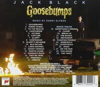 DANNY ELFMAN - GÄNSEHAUT/GOOSEBUMPS/OST  CD NEW ELFMAN,DANNY