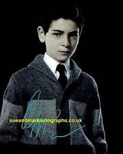 David Mazouz as Bruce Wayne Pre Batman Gotham WH Autograph  UACC RD 96