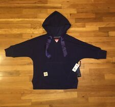 Tommy Hilfiger Juniors Popover Hoodie NWT Navy - Large