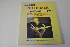 The Best Dulcimer Method, Lewis Music Publishing