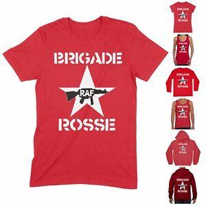 Brigade Rosse T Shirt - Joe Strummer The Clash Red Brigade Army Faction
