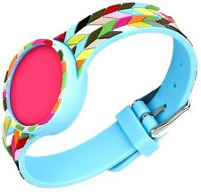 French Bull Designer Band Misfit Flash Shine Flex Blue Black Wristband