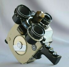 UNUSUAL KRASNOGORST TURRET 16mm CAMERA