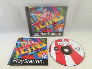 Sony Playstation 1 PS1 - The Next Tetris