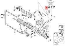 Genuine BMW E36 E38 E39 Radiator Cooling Hose Clamp x10 pcs OEM 11631716970