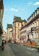 Alte Postkarte - Merzig - Rathaus